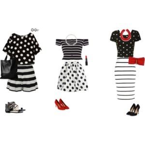 stripes&polkadots