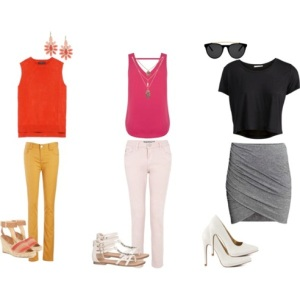 how to color mix ombre clothes