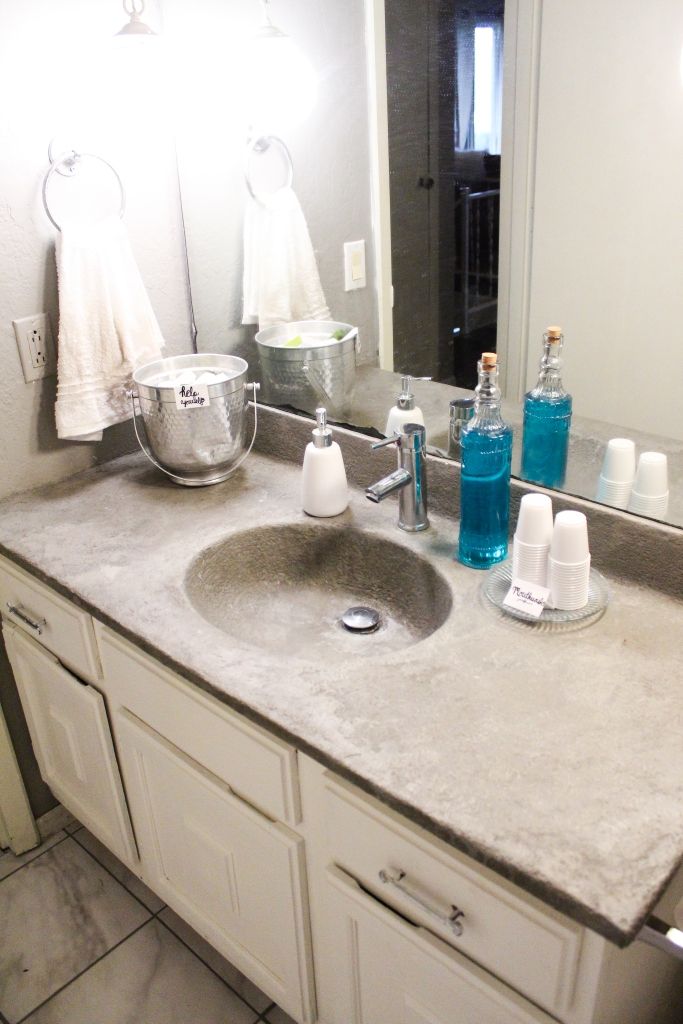 diy bathroom makeover